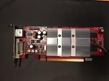 ATi Dual Heatsink DVI / TV-Out Low Profile  PCI-e Graphics Video Card HP550L-C3