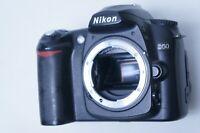 Nikon D50 6.1 MP Digital SLR Camera - Silver (Body Only)
