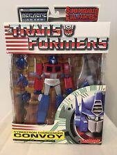 Brand New Transformers Mega SCF Cybertron Commander Convoy Figure Japan 2002