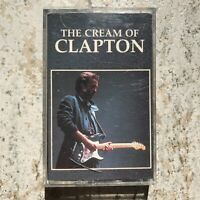 The Cream of Clapton Cassette Tape Eric Derek and the Dominoes Cassette Tape