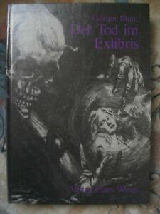 Der Tod im Exlibris Dr. Gernot Blum