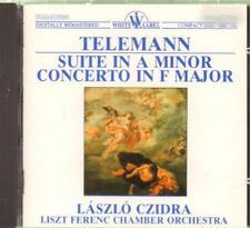 Telemann(CD Album)Suite In A Minor-