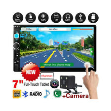 """2Din 7"""" Car Stereo Radio USB AUX TF IOS/Android Mirror Link MP5 Player"""