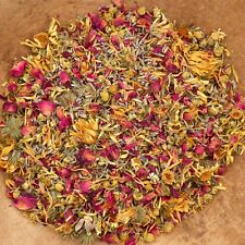 Yoni (Feminine) Herbal Steam Bath With Rose Petals 1 Cup
