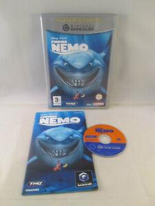 Nintendo Gamecube - Disney Pixar Finding Nemo