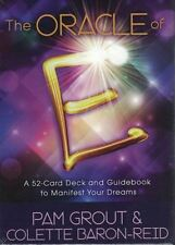 The Oracle of E Card Deck by Pam Grout & Colette Baron-Reid (NEW & Sealed)