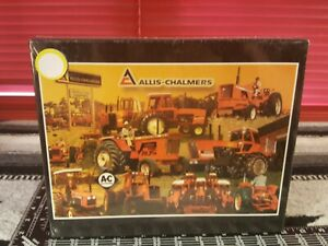 Allis Chalmers The Rising Power Jigsaw Puzzle By Putt-Putt Puzzles