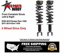 2 New Front Complete Struts Lifetime Warranty  Free Shipping Dodge/Ram 1500 4X4