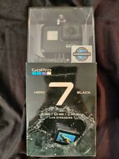 GoPro HERO7 Action Camera - Black (no reserve)