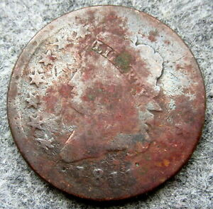 UNITED STATES 1811 ONE CENT Capped Bust - Classic Head
