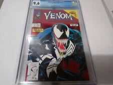 CGC 9.6 * Venom Lethal Protector #1 * Marvel Comics 1st Venom solo series HOT NM