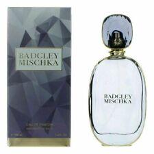 BADGLEY MISCHKA EAU DE PARFUM SPRAY FOR WOMEN 3.4 Oz / 100 ml BRAND NEW ITEM