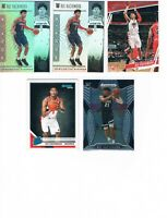 🔥 2019 20 Illusions Rui Hachimura Silver Holo Foil Rookie RC 5 CARD LOT 🔥