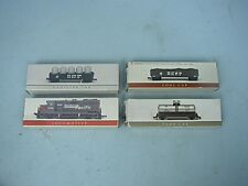 N-Scale Train Cars In Original Boxes by High Speed Metal Products