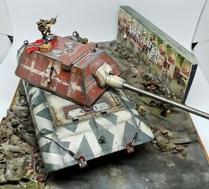 Model Building / Painting Commision for 1/35