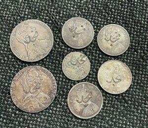 British India & M.Theresia Thaler 1886/1780 - Najad (NAJD) Saudi Arabia *RARE*