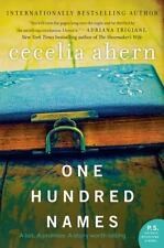 One Hundred Names: A Novel, Ahern, Cecelia, Good Condition, Book