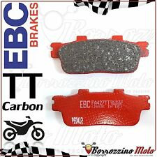 PASTIGLIE FRENO POSTERIORE CARBON EBC FA427TT TGB X-MOTION 300 2010-2011