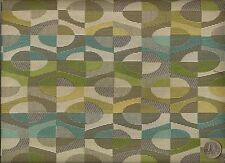 Knoll Bistro Chamomile Contemporary Abstract Geometric shapes Upholstery Fabric
