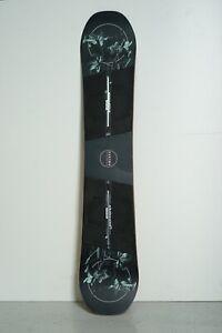 Womens Burton Rewind Snowboard 149cm Matte Black All mountain Freestyle