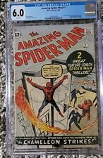 Amazing Spider-man #1 CGC 6.0 White Pages!