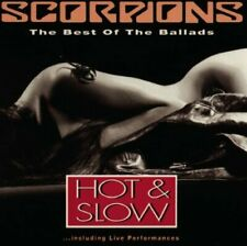 Scorpions [CD] Hot & slow-The best of the ballads