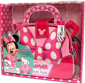 Disney Minnie Mouse Travel Tote Storybook (Board Book Plus) FREE ship $35