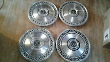 """1977-1989 FORD MERCURY 15"""" CROWN VIC COUGAR WHEEL COVER HUBCAPS"""