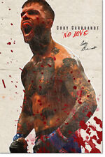 """CODY GARBRANDT """"NO LOVE"""" PRE SIGNED PHOTO PRINT POSTER - 12 X 8 INCH (A4)"""