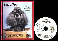POODLE  Owner Manual + FREE BONUS OWN / TRAINING DVD