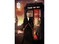 Poster - Doctor Who - London Fire - 61 x 91 cm - Pyramid International