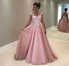 Long Formal Prom Dress Bridesmaid Dress Ball Gown Evening Party Cocktail Custom