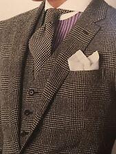 Ralph Lauren Purple Label KEATON Dress Shirt Sz 16 1/2 Frech Cuff Made in Italy