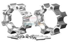 16804 Distanziale In Alluminio Quad Atv Polaris Predator 180X45 Perno 14