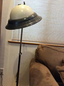 Metal Industrial Warehouse Deco Floor Lamp Vintage Adjustable