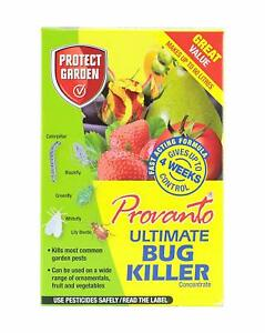 Provanto Ultimate Bug Killer Concentrate 30ml Great Value Makes up to 60 L
