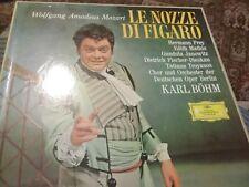 Mozart - le nozze di figaro vinyl boxset. Karl bohm