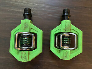 Crank Brothers Candy Pedals Green Cyclocross MTB Mountain