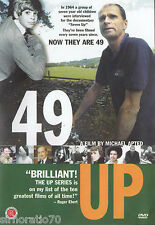 49 UP Michael Apted DVD All Zone - NEW