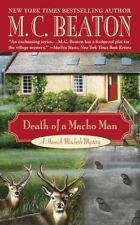 Death of a Macho Man (Hamish Macbeth Mysteries, No. 12) Beaton, M. C. Mass Mark