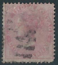 Used Victorian (1840-1901) Postage Asian Stamps