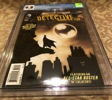 Batman Detective Comics #27 CGC 9.8 (Mar 2014) - 1st Print - Anniversary Issue!