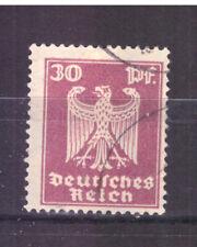 FRANCOBOLLI Germania REICH 1924 - Aquila del Reich 30 p. UNI352