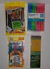 Bicticonderogapenampgear Huge Mechanical Pencil 89 Amp Pencil 24 113 Pc Lot