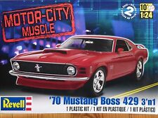 REVELL Monogram 1:24 Mustang'70 BOSS 429 kit modello di auto
