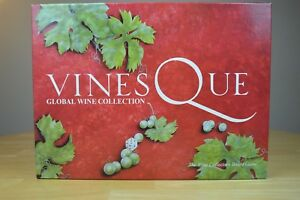 Vinesque - The Wine Collectors Board Game - Complete.