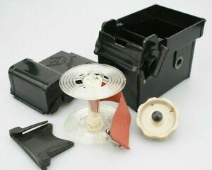 Perfect AGFA RONDINAX 60 Daylight Developing Tank - 120 Film No darkroom needed