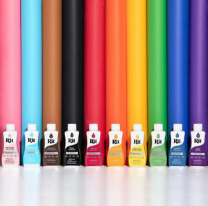 Rit All Purpose Dye - Suitable for Clothing, Fabric & Plastic