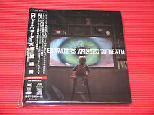 2015 REMASTER ROGER WATERS Amused To Death JAPAN SACD HYBRID VERSION Pink Floyd