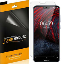 6X Supershieldz Clear Screen Protector Saver for Nokia X6 (2018)